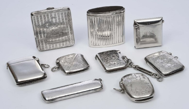 COLLECTABLE SILVER